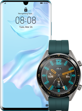 Huawei P30 PRO + Watch GT Active 2019