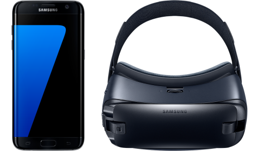 Samsung Galaxy S7 Edge + VR2