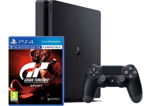 Sony PlayStation 4 Slim + GRA
