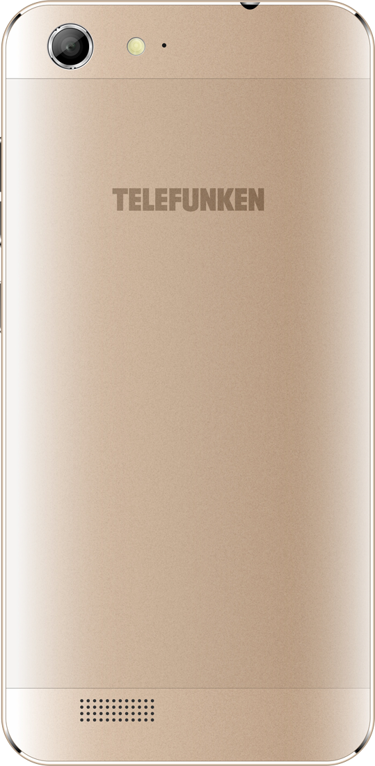 Telefunken Diamond LTE Gold