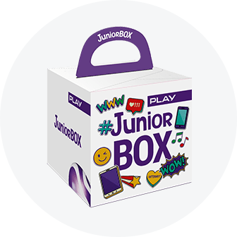 Pudełko Junior Box
